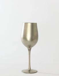 プラチナ瓷ワイングラス