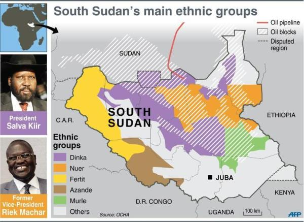 South Sudan and the Case for Maps The American Interest