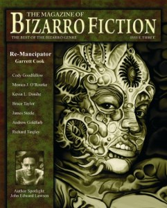 Magazine of Bizarro Fiction Issue Three Cover