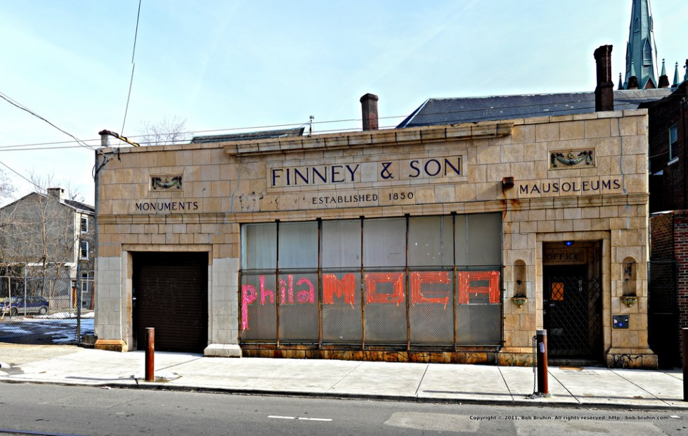 Delorean Time Machine: Finney & Son | Naked Philly