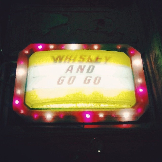 Whiskey Go Go