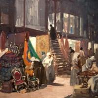 "Tracing the Eraserhead Esthetic: Luks, George, ""Allen Street"" ca 1905.jpg"