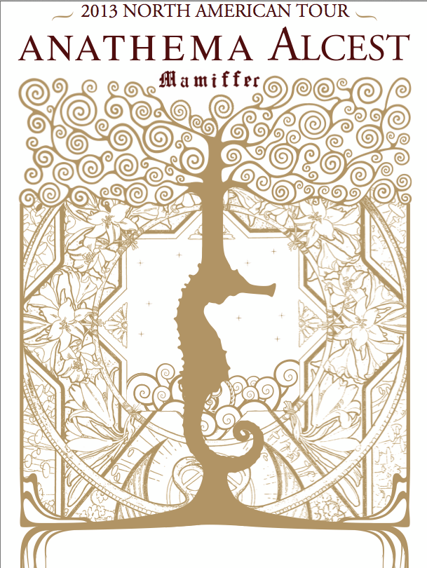 Tickets for Anathema and Alcest with special guests Mamiffer | Underground Arts at TicketWeb