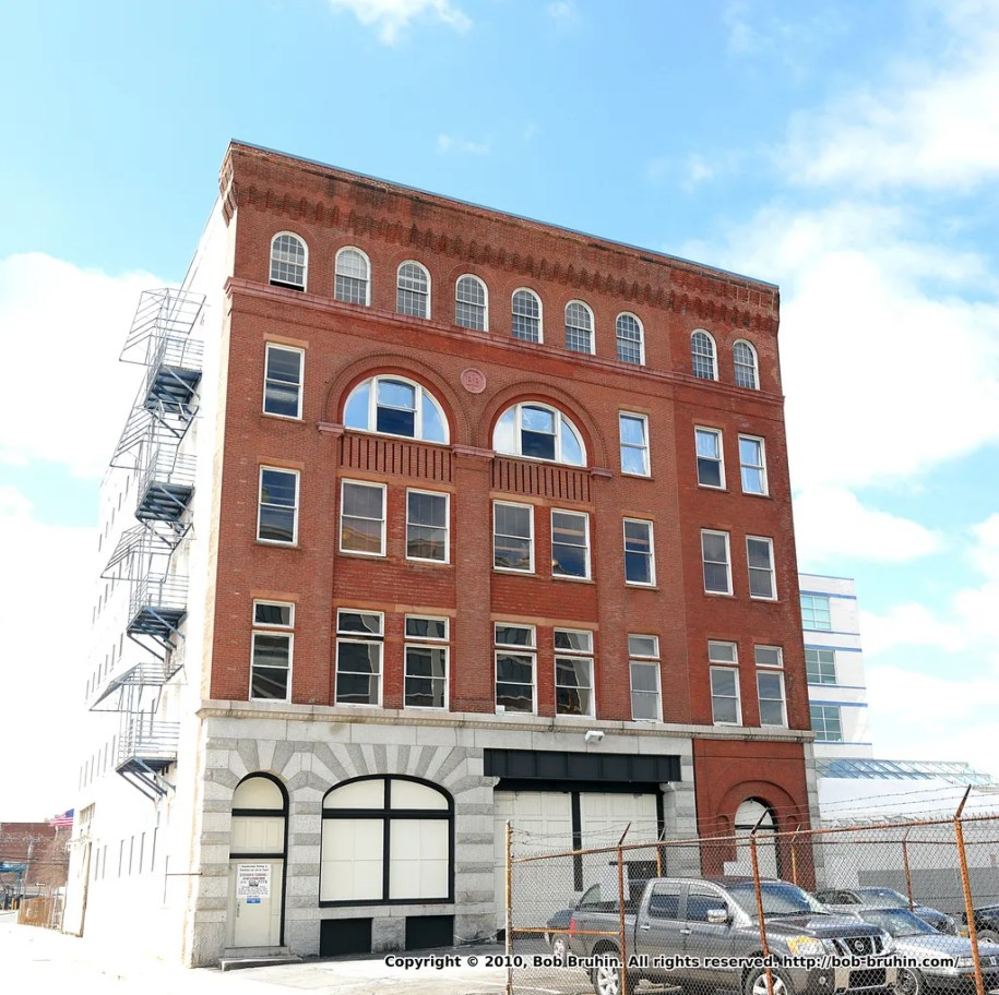 Boxes & Shampoo: A Callowhill Factory-To-Nightclub Story   Hidden City Philadelphia