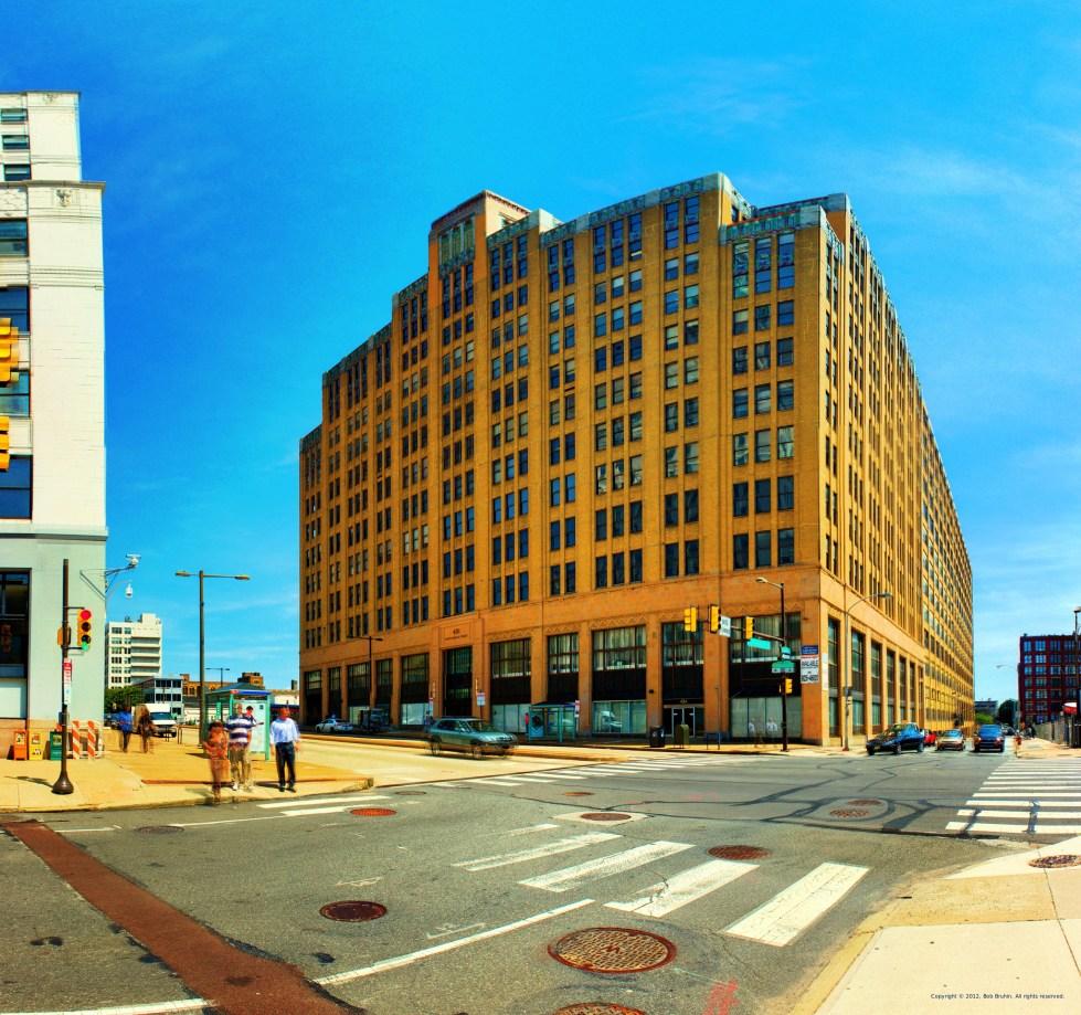 M upgrade to telecom hotel at 401 N. Broad