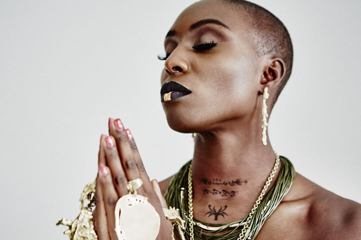 Laura Mvula at Union Transfer - Philadelphia 8/28