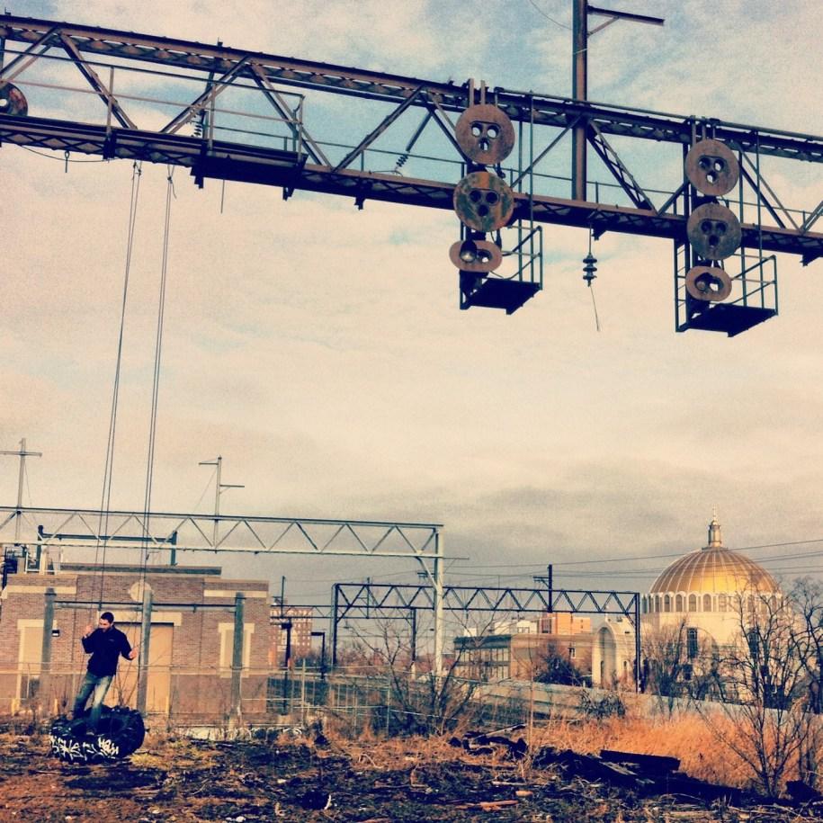 Reading Viaduct Super Swing