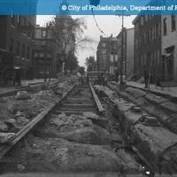 13th Street North-North from Buttonwood Street
