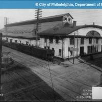 Philadelphia & Reading Freight Station - 9th and