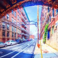 Hope and Change in the Callowhill Industrial Historic District | Jane's Walk