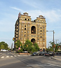 Divine Lorraine Hotel Philadelphia PA