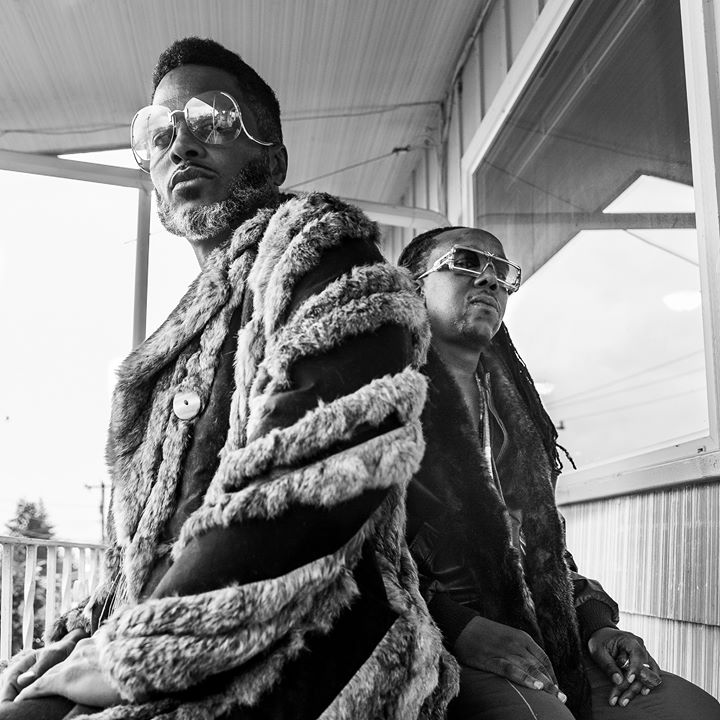Shabazz Palaces / King Britt at Boot & Saddle