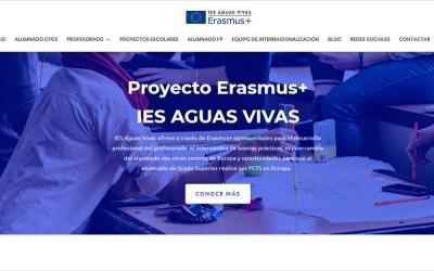Estrenamos nuestra nueva web E+