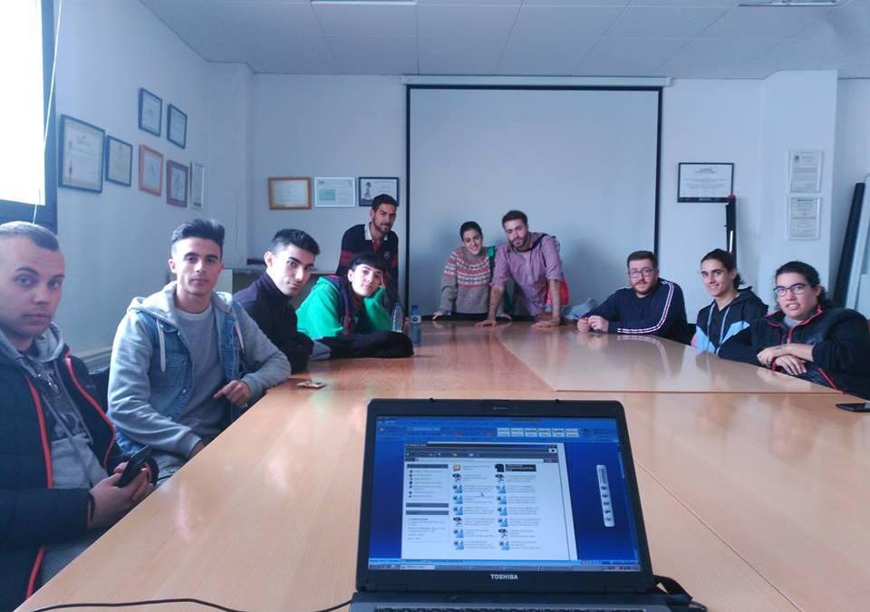 El alumnado de CFGS de Aguas Vivas becado con movilidades Eramus+ amplia horizones