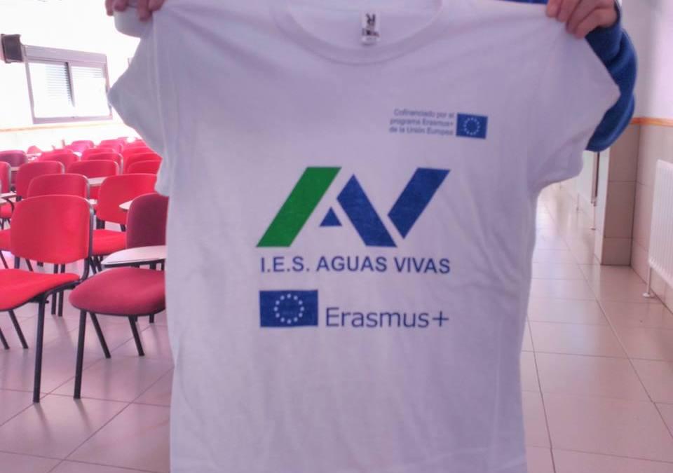 Erasmus+ co-financia la VIII Carrera Solidaria del IES Aguas Vivas