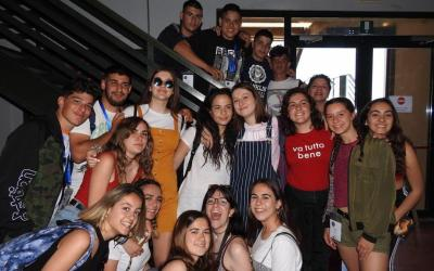 «Unforgettable experience»: Las alumnas que viajaron a Creta con el proyecto KA229 Passport yo Europe al Segundo Encuentro Transnacional nos cuentan su experiencia
