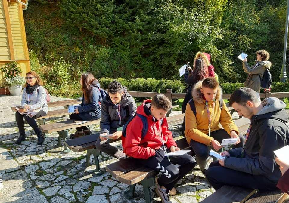 La escuela polaca recibe a Passport to Europe