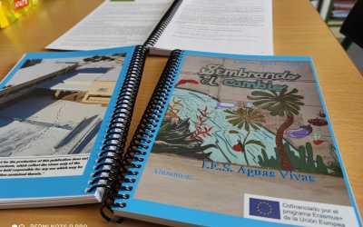 Difusión de nuestros proyectos Erasmus+ a través de la agenda