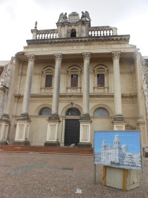 Ancienne basilique.
