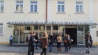 The biggest restaurant in Tchequia
