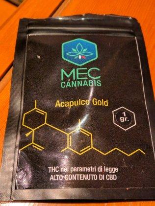 Acapulco gold recensione MEC Cannabis