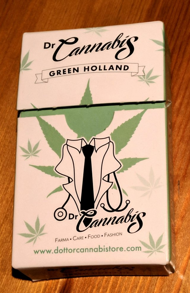Green Holland di Dottor Cannabis light, recensione