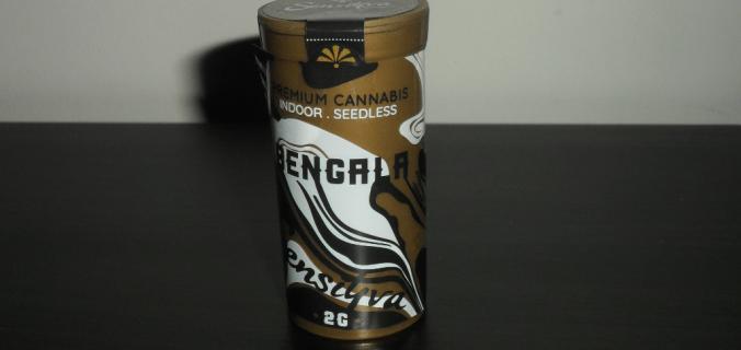 Barattolo canapa legale Bengala di Sensitiva