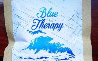 blue therapy canapa light