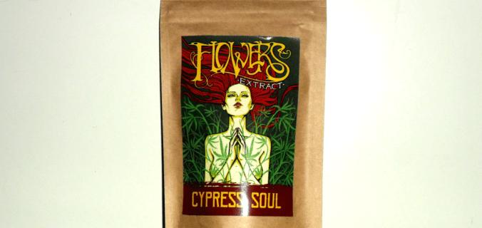 Bustina avana di canapa legale Cypress Soul