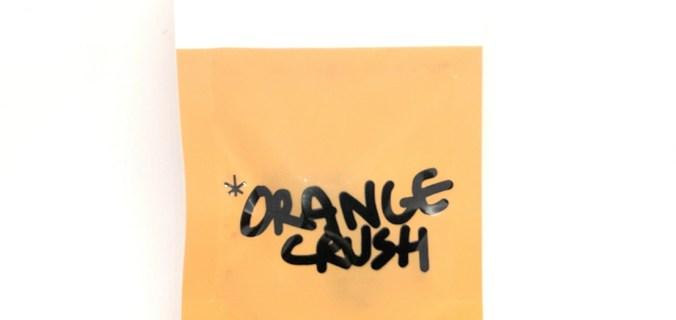 Bustina arancione di Orange Crush