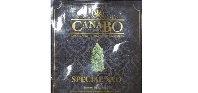 Confezione di Canabo NYD