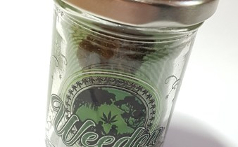 Confezione barattolo in vetro Weeden