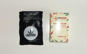 Bustina Canapa legale Gorilla Glue di CBweed