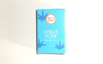 Confezione di cannabis light Ocean View di Soul Flower