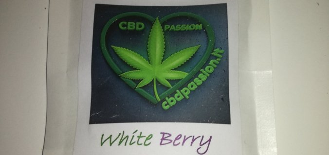 Canapa light berry passion cbd