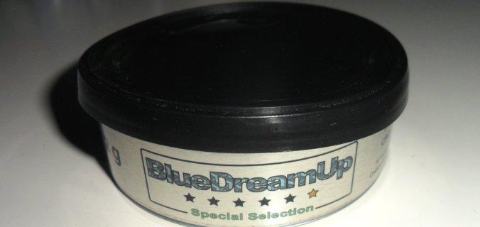 Scatola in latta pressitin Blue Dream Up Roll Up Lab