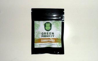 Bustina di canapa legale Cannatonica di Green Monkey