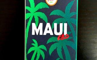 Confezione di canapa legale Maui CBD di Soulflower CBD