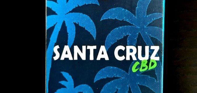 Confezione di canapa legale Santa Cruz CBD di Soul Flower CBD