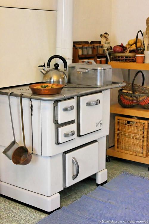 Cucina A Legna – design per la casa