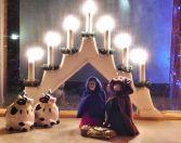 Kerst zonder Jozef, Maria en Kindje Jezus kan natuurlijk niet..