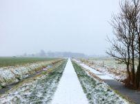Winter 2017 - Sneeuw in Noordhorn (6)