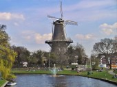 Molen De Valk, Leiden
