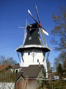 Molen Wilhelmina, Noorderhogebrug