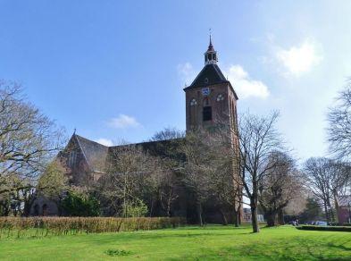 Kerk Middelstum