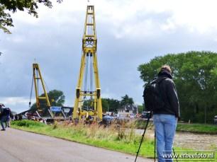 20170715 - Plaatsing Tafelbrug Zuidhorn 40