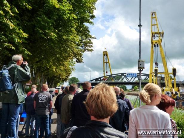 20170715 - Plaatsing Tafelbrug Zuidhorn 46