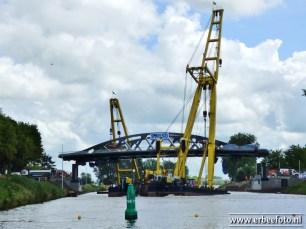 20170715 - Plaatsing Tafelbrug Zuidhorn 53