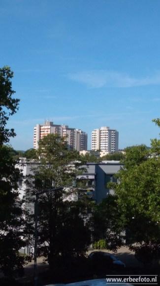 Karlsruhe - Ibis Hotel (Uitzicht)