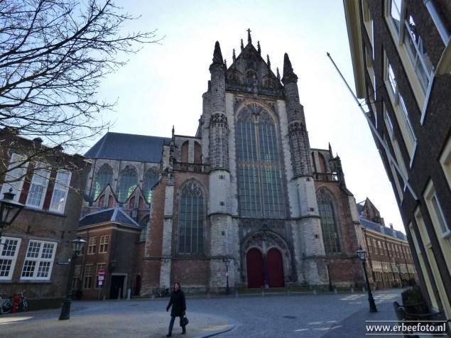 Leiden - Hooglandse Kerk